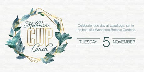 Melbourne Cup 2019 tickets