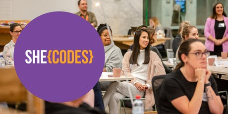 1 Day Coding Workshop for Women powered by She Codes Australia tickets