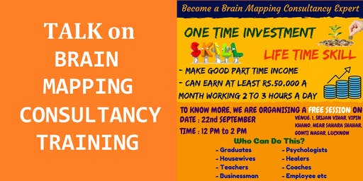 Talk on Brain Mapping Consultancy Training