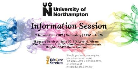 University Of Northampton Open Day 2019 tickets
