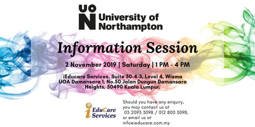 University Of Northampton Open Day 2019
