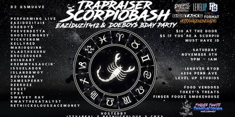 TrapRaiser ScorpioBash 2 tickets