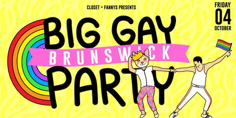 Big Gay Brunswick Party 3 tickets
