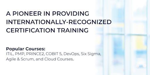 ITIL Foundation Exam Training in Ottawa, Canada
