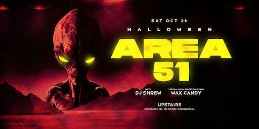Area 51 Halloween
