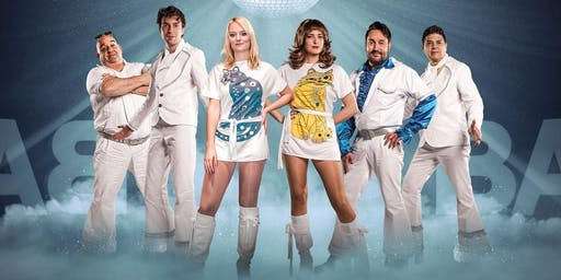 The Best Abba Tribute Band of the World in de Bullekerk