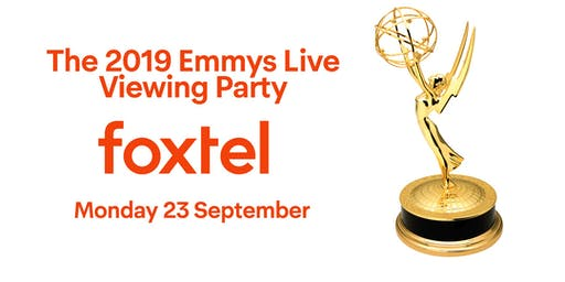 Foxtel's Emmys Viewing Party