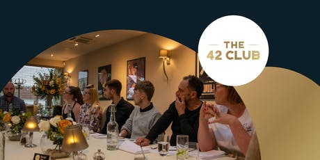 The 42 Club - Business Networking Essex - Visitor pass tickets