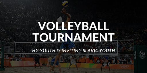 VolleyBall Tournaments - HG Youth