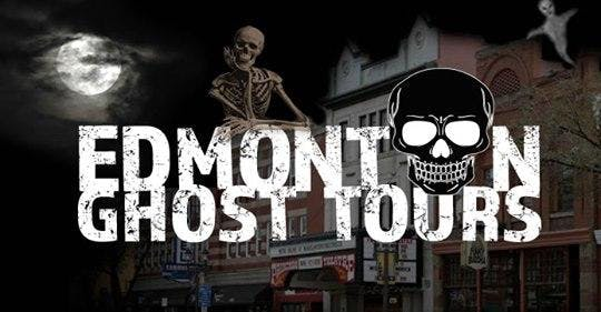 Edmonton Ghost Tours in Old Strathcona