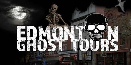 Edmonton Ghost Tours in Old Strathcona tickets