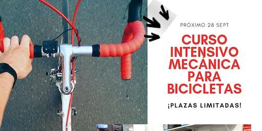 Curso Práctico de Mecánica para Bicicletas