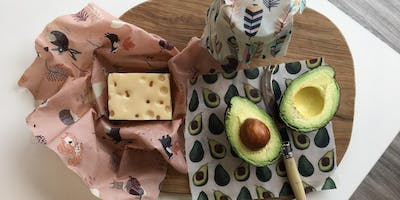 Make Your Own Beeswax Wraps With MSWA