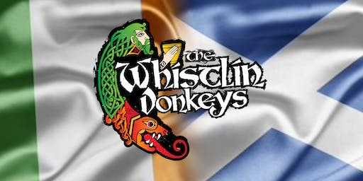 The Whistlin' Donkeys - Malones Edinburgh