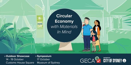 Circular Economy with Materials In Mind tickets
