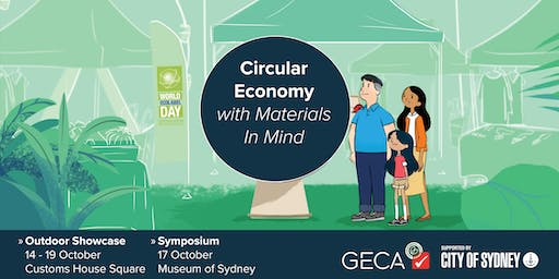 Circular Economy with Materials In Mind