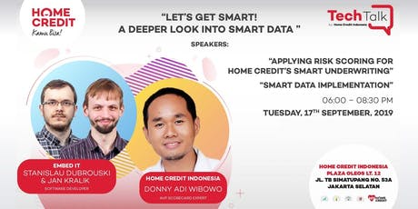 TechTalk: Let's Get Smart with Smart Data! tickets