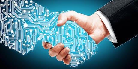 Digitalizzazione e sicurezza, GDPR e Big Data:  obblighi e opportunità per aziende e PA biglietti
