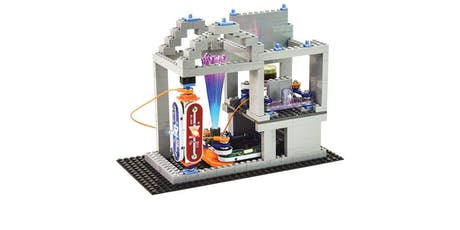 Electronics and Lego workshop for kids from 9 to 11 years old plus lunch tickets