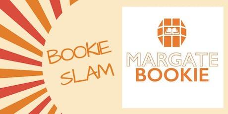 BOOKIE  SLAM - INUA ELLAMS, HENRY MADD, NINA TELEGINA AND 10 OTHERS! tickets