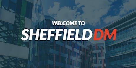 Sheffield DM: Digital Marketing Meetup #6 tickets