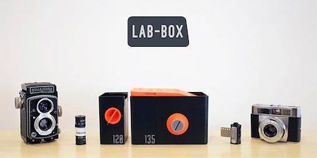 Sviluppa con Lab Box biglietti