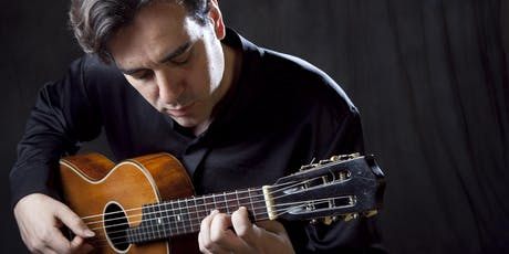 Joan Benejam; Spanish Guitar Masterpieces tickets