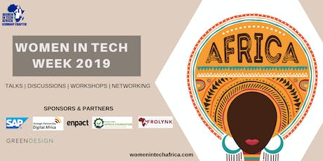 Women in Tech Week Germany 2019 Tickets