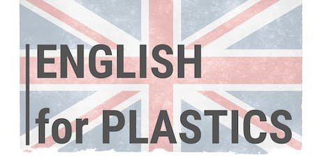 English for plastics biglietti