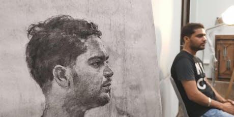 Portrait Drawing Workshop tickets