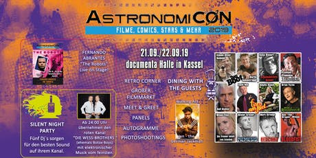 AstronomiCON Kassel Tickets