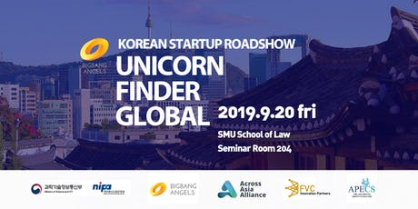 Unicorn Finder Global 2019 Demo Day - Singapore (Korean startup) tickets