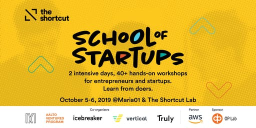 School of Startups 2019
