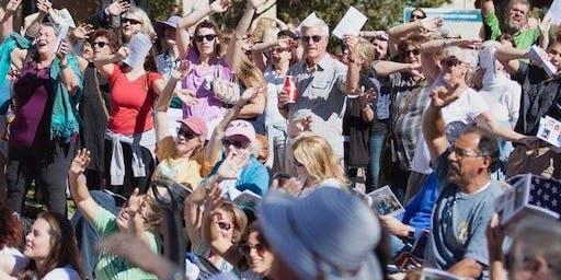 World Singing Day Fremantle
