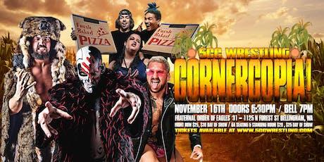 5CC Wrestling: Cornercopia! tickets