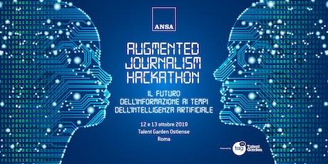Augmented Journalism Hackathon biglietti