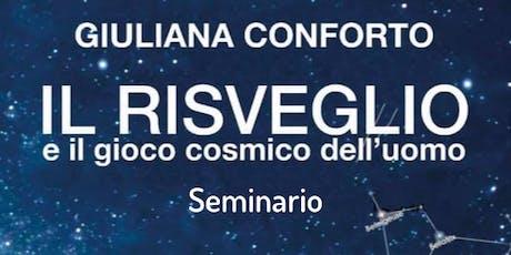 6 OTT – Il Risveglio | Seminario di Giuliana Conforto biglietti
