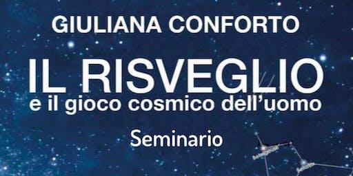 6 OTT – Il Risveglio | Seminario di Giuliana Conforto