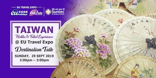 Taiwan Hakka & Tribal Experience