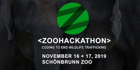 Vienna Zoohackathon 2019 tickets