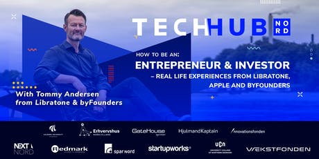 Entrepreneur & Investor – real life experiences @Libratone+Apple+byFounders tickets