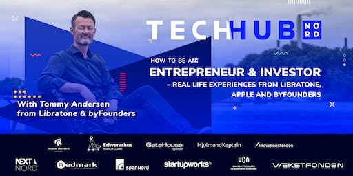 Entrepreneur & Investor – real life experiences @Libratone+Apple+byFounders