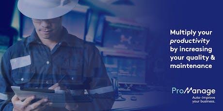 Predictive Maintenance & Quality Management  | Endüstri 4.0 Zirvesi tickets