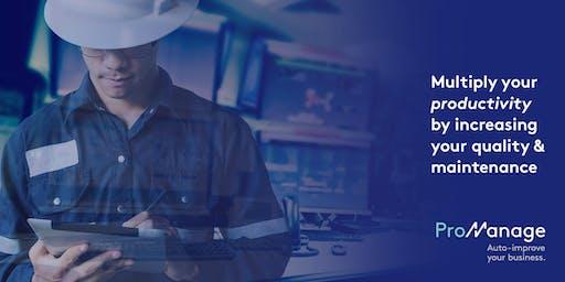 Predictive Maintenance & Quality Management    Endüstri 4.0 Zirvesi