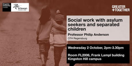 Social work with asylum seekers and separated children tickets