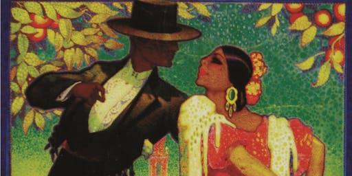 Amor! Amor! Amor! - Ein Abend der Liebe gewidmet - Flamenco Dinner