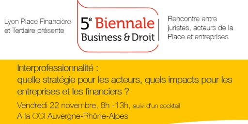 5e Biennale Business & Droit