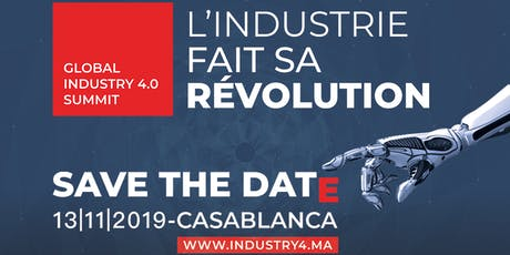 GLOBAL INDUSTRY 4.0 SUMMIT billets
