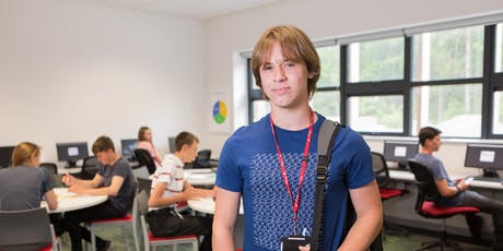 Northumberland College Open Event - Berwick Campus - 31st March tickets