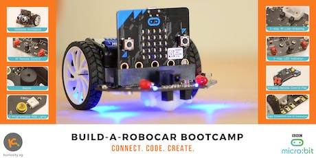 Coding & Robotics Bootcamp with micro:bit: 2-Days Bootcamp (25 & 26 Nov 2019) tickets